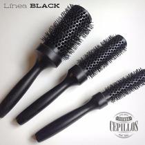 Cepillo Termico Black Brushing Profesional - Nº3 - 22 Mm.