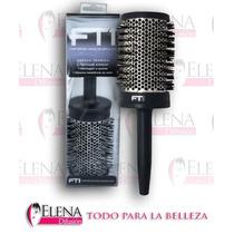 Cepillo Térmico Termix Ft1 Silver Ion Redondo Brushing 43mm