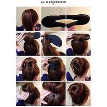 Hair Twist - El Peinado Rodete Perfecto En 5 Minutos Grande