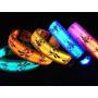 Collar De Perro Luz Led 3 Modos De Luz Y Varios Colores