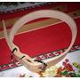 Collar De Cuero P/perro 2,5 Cm Ancho X 50, 60 Y 70 Cm Largo