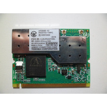 Placa Wifi Toshiba Satellite A60-sp159