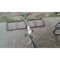 Bicicletero De Piso Para Estacionar 5 Bicicletas