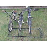 Bicicletero De Piso Para Estacionar 4 Bici