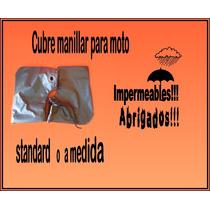 Ciclomotor Mangas Cubre Puño Impermeables Y Abrigadas.