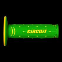 Puño Circuit Jupiter Bicolor Verde/amarillo Jgo.