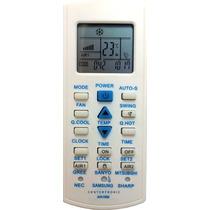 Control Remoto Universal Aire Acondiconado Frio Calor Envios
