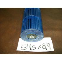 Turbina Centrifuga Aire Acondicionado Split 54.5 Por 8.9