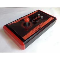 Fightstick Control Joystick Arcade Mame Pc / Ps3