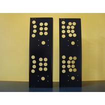 Panel Twin ,playcade, Chapón Vacío Para Muebles Arcade