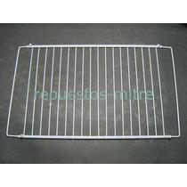 Rejilla Estante Heladera Regulable De Alambre 56a63cmx35cm