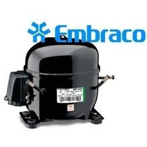 Motor De Heladera 1/6hp Para R12 (blends) Embraco