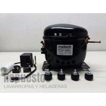 Motor Compresor Heladera 1/4hp R134 Gff66aa Motech 1°calidad