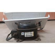 Bocha 1/10hp+evaporador+termostato Para Heladera Bajo Mesada