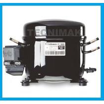 Motor Compresor De Heladera 1/4 Hp Embraco Gas R12