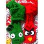 Bufandas Tejidas A Crochet Para Niños