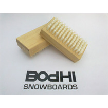 Cepillo Para Encerado De Ski & Snowboard Marca Bodhi
