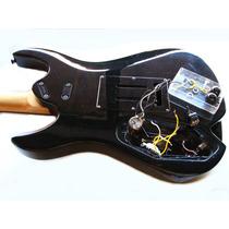 Cableado Completo Diagramas Circuitos Guitarra Bajo Luthier