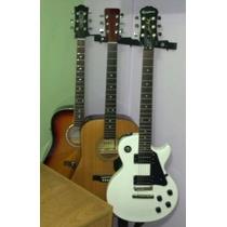 Soporte Guia Para 3 Guitarras/ Pared