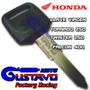 Llave Virgen Honda Twister/tornado Falcon Orig Motogustavo