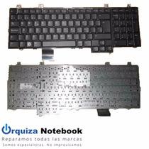 Teclado Notebook Dell Studio 17 1730 1735 1737 Negro Español