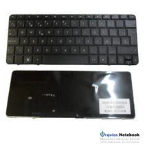 Teclado Hp Compaq Mini 210-2000 210-3000 Mini 1103 Sp Black