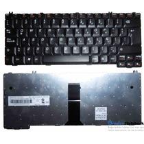 Teclado Lenovo 3000 C100 C200 G430 G450 - Sp - Black
