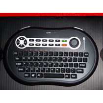 Mini Teclado Koribo Keyboard Htpc Mediacenter Windows 7 Geek