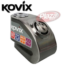 Traba Disco De Freno Moto Kovix Kdl6 Con Alarma Plazamotos