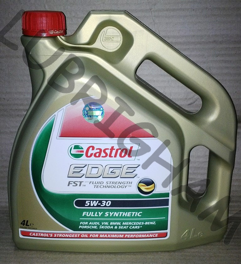 Aceite Sintetico Castrol Aceite Castrol Edge 5w-30 x 4