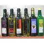 Aceite Oliva Extra Virgen + Aceto + Salsa Soja + Limon + Uva