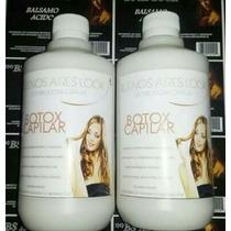 Botox Capilar X 1/2 Litro Sin Formol
