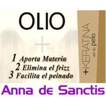Olio Keratina Concentrada Pelo + Pelo Anna De Sanctis X30ml