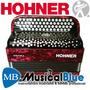 Acordeon Hohner Cromatico Nova 2 - 80 60t 4f 80b 1r