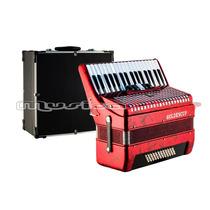 Acordion Piano Golden Cup 48 Bajos 5 Registros Musica Pilar