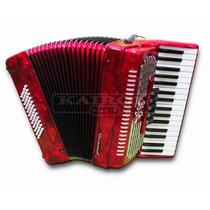 Acordeon A Piano Heimond Yjp3460a 60 Bajos 34 Teclas 5 Regis