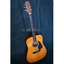 Guitarra Acustica Vintage Fender Gemini Ii Korea