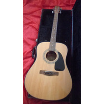 Acústica Fender Cd 60 Natural
