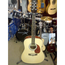 Guitarra Acústica Vantage Vd100 By Samick Tapa De Pino Abeto