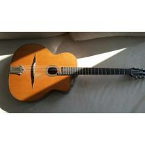 Guitarra Gypsy Swing Manouche Jazz Django Luthier