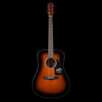 Guitarra Acustica Fender Cd60 + Estuche Rigido - En Palermo
