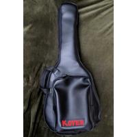 Funda Guitarra Jazz Kover Fender Yamaha Aria Gibson Etc