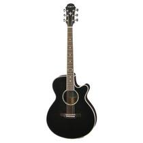 Guitarra Acustica Aria Fet Elite Negro