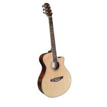 Guitarra Electroacustica Parquer Gac110mclbeq4