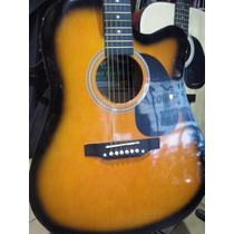 Guitarra Electroacustica Breyer Nacional