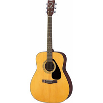 Guitarra Acústica Yamaha F310 Natural Nueva Garantía