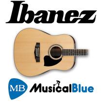 Ibanez Guitarra Acustica De 12 Cuerdas Pf1512nt