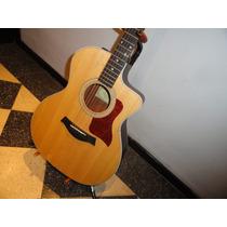 Guitarra Electroacustica Taylor 214ce Gran Auditorium.martin