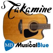 Guitarra Electroacustica 12 Cuerdas Takamine Gd30ce12nt