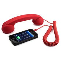 Telefono Tubo Retro Clásico Pop Phone Iphone Android